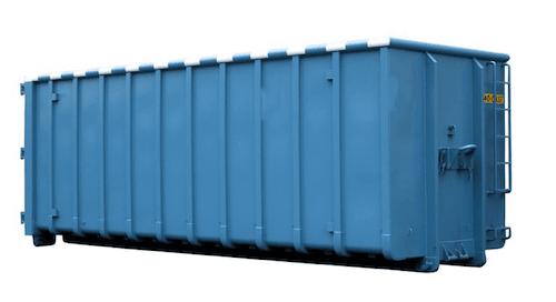 Huur een goedkope afvalcontainer